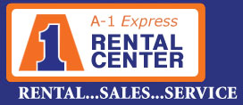 A-1 Express Rental Center Eau Claire Tent Party Rental Store